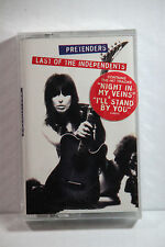 NEW SEALED Pretenders Last of the Independents Cassette Tape 1994 Sire ROCK ROLL