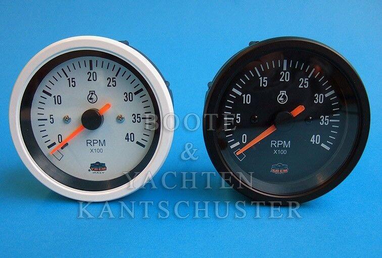 Drehzahlmesser Diesel Diesel Diesel Instrument Einbauinstrument 5074 4ad4bc