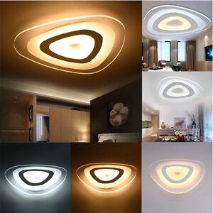 12W-Modern-Ultrathin-LED-Lamp-Flush-Mount-Ceiling-Light-Mango-3-Color-UK