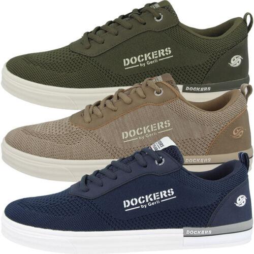 Dockers by Gerli 46pt004 zapatos caballero zapatillas zapato bajo con cordones zapatillas de deporte