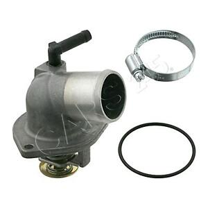 SWAG Coolant Thermostat Fits OPEL Astra Combo Vectra Zafira VAUXHALL 1338420