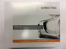DIRECTED XPRESSKIT DBALL2 ALL COMBO BYPASS AND DOOR LOCK MODULE DBALL2