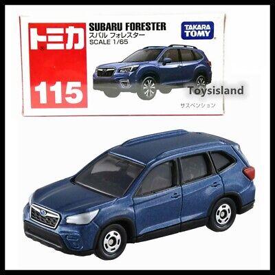 Tomica No.115 Subaru Forester box