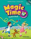 Magic Time: Level 2: Student Book and Audio CD Pack (2012, Taschenbuch)