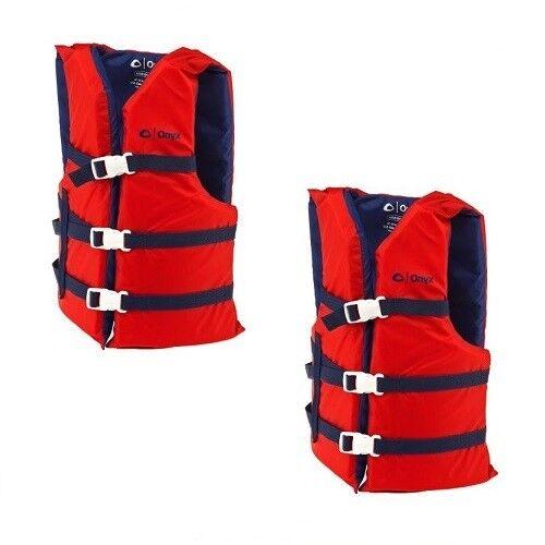 Details about  /Life Jackets 3-color Adult Kids Type III Universal Boating Vest Preserver Ski