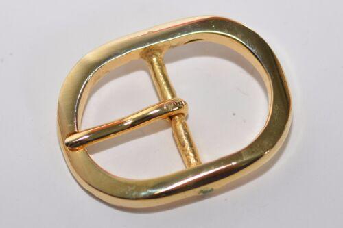 Gürtelschnalle Schnalle Schließe für ca Silber // Gold rostfrei 30 mm Breite