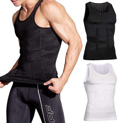 Men Body Slimming Tummy Shaper Belly Underwear shapewear Waist Girdle Shirt Hot