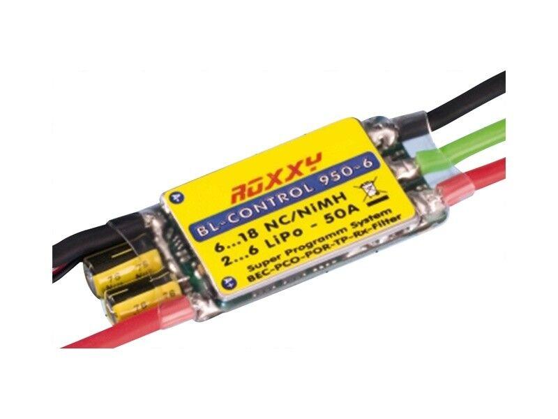 Multiplex ROXXY BL Control 950-6  318632   l'intera rete più bassa