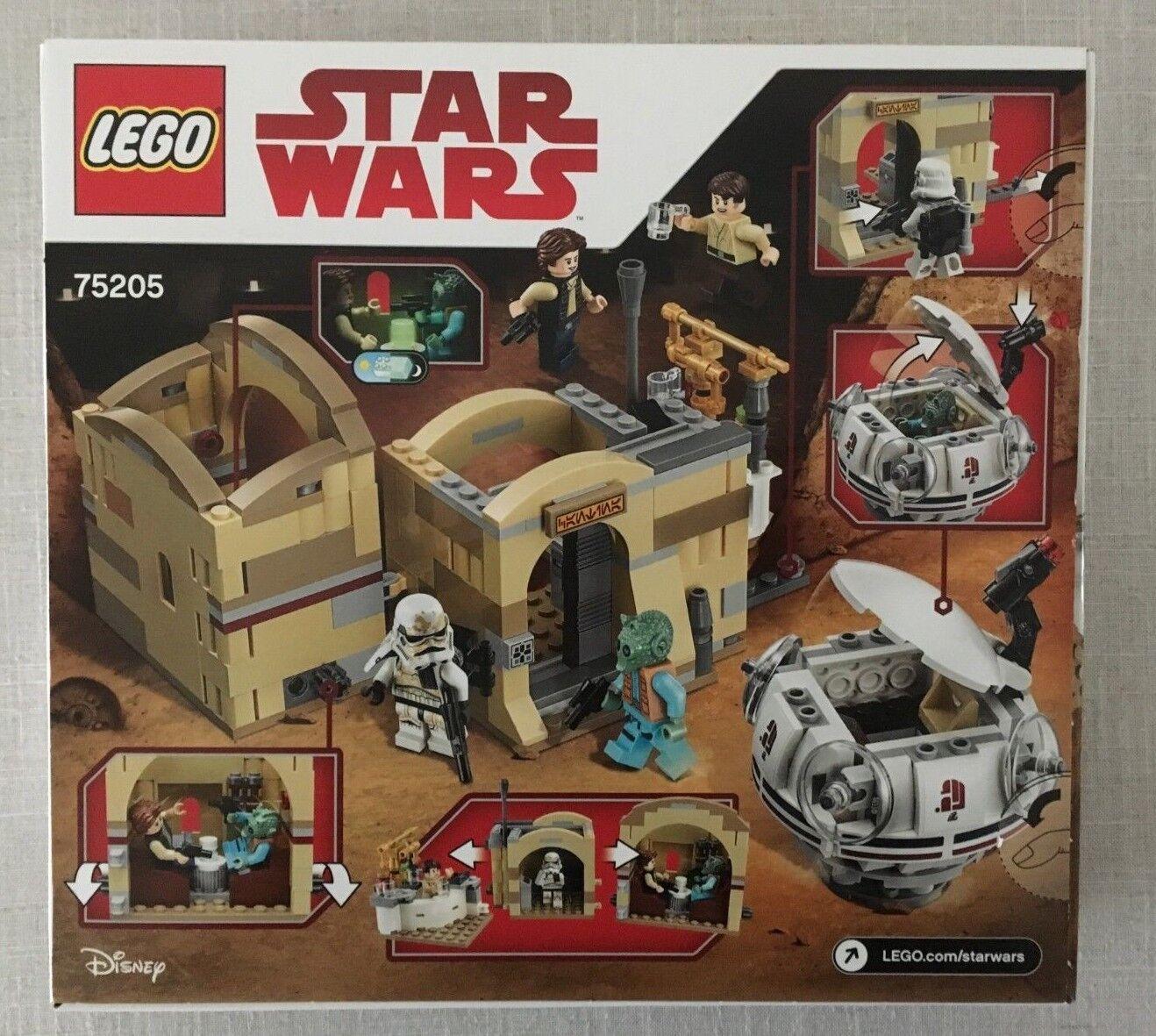 Lego Star Star Star Wars Mos Eisley Cantina (75205) Neuf Scellé a7288c