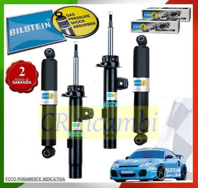 4 AMMORTIZZATORI ANTERIORI E POSTERIORI BMW 316 318 320 D F30/F80