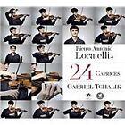 Locatelli: 24 Caprices for solo violin (2014)