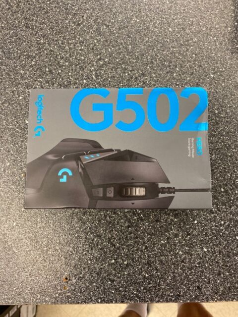LOGITECH G502 HERO COMPUTER MOUSE (PS2000821)