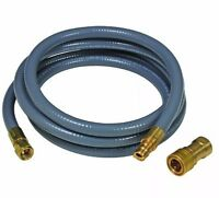 Natural Gas 3/8 Hose With Quick Connect Release Disconnect 10' Grill