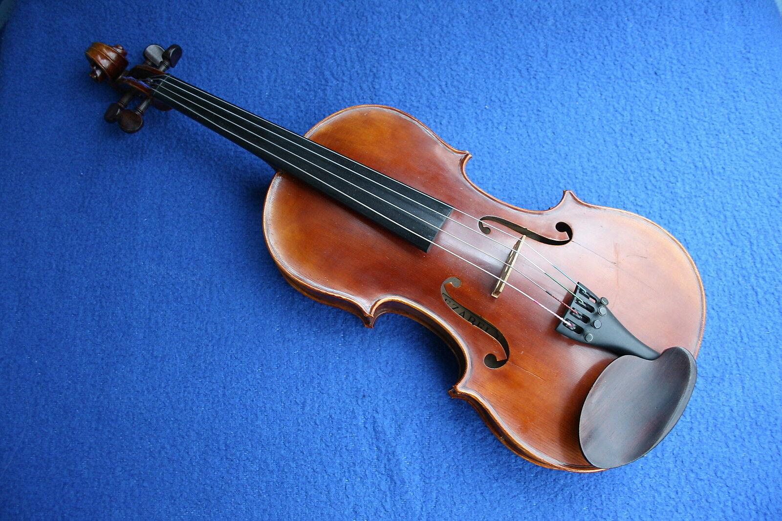 Ezabel violín violín violín Belgium Amberes 4 4  contador genuino