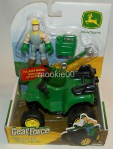 John-Deere-Gear-Force-OFF-ROAD-ATV-amp-Hank-Figure-Preschool-Toy