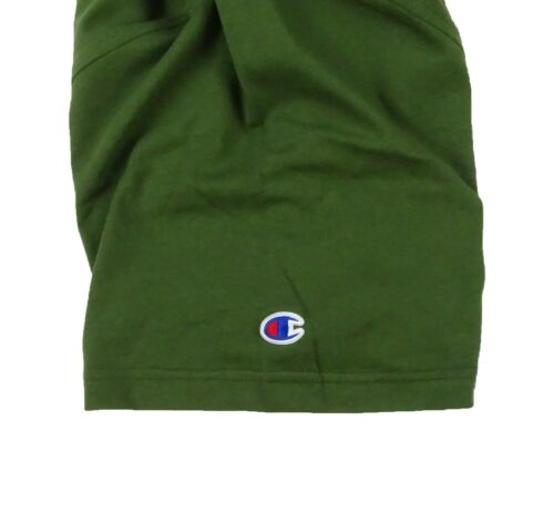Details about  /Champion Men/'s Big /& Tall Olive Short Sleeve Shirt