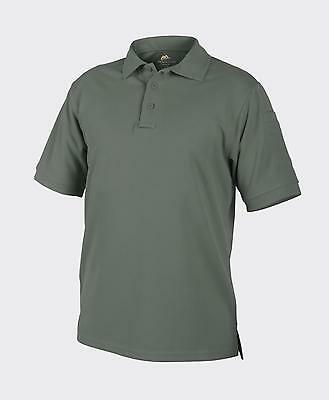 Helikon Tex Urban Line Utl Outdoor Tempo Libero Polo Top Cool Foliage Green L-mostra Il Titolo Originale