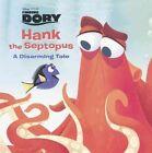 Hank the Septopus: A Disarming Tale, Over 30 Tattoos! by Random House Disney (Hardback, 2016)