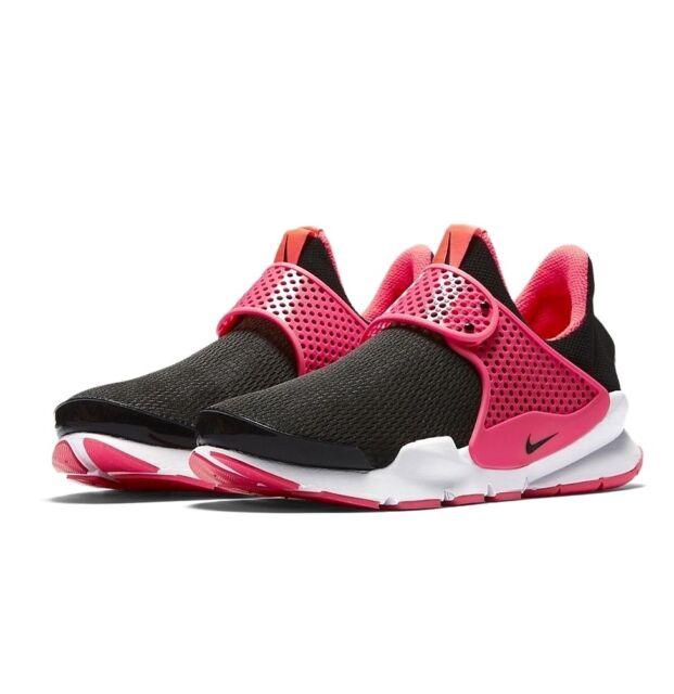 Ausencia candidato trabajador  Nike Girls Sock Dart Big Kids 904277-002 Black Racer Pink Running Shoes  Size 5 for sale online | eBay