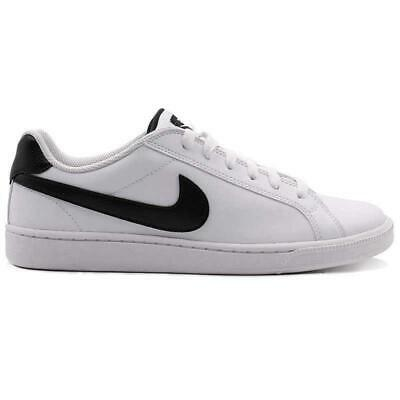 Mens NIKE COURT MAJESTIC LEATHER White