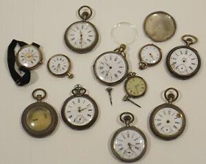 Konv-1-10-Silver-Pocket-Watches-Cylindre-Remondia-Remontoir