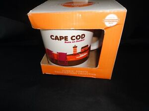 NEW! 2012 Dunkin' Donuts Cape Cod Destination Mug - Coastal Scene!