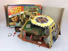 Action Force Headquarters, Palitoy, GI JOE, UK, VINTAGE, 1980S, COBRA, 1970S