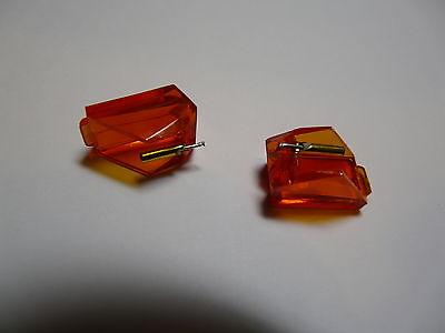 2x Technics EPS23CS  P23 P24 P25 P27 P28 SL3 SL5 CDX50 Stylus Turntable Part