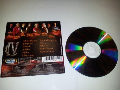 1 von 1 - Consortium Project IV - Children of Tomorrow (2007) PROMO CD EAN 4046661082128