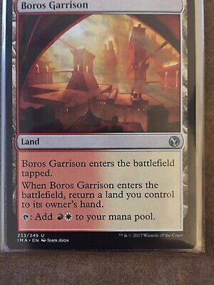 Orzhov Basilica FOIL Iconic Masters NM-M Land Uncommon MAGIC MTG CARD ABUGames