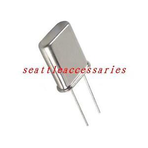 10PCS 8M 8MHz 8.000M 8.000MHz Crystal Oscillator Cylinder 3mm×8mm