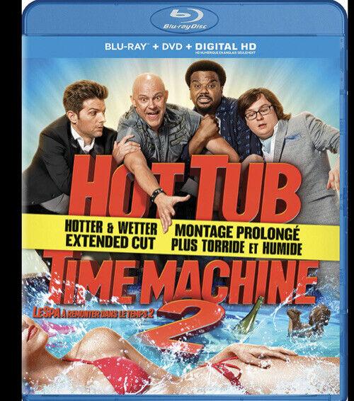 Hot Tub Time Machine 2 Best Buy