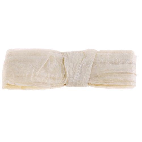 1PCS Dry Sheep Casing Natural Sheep Sausage Cover,Sausage Skin 2.6 M 28-30mmF27