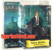 "NECA HARRY POTTER 6"" Action Figure Order of the Phoenix Series 2 Wand & Base"