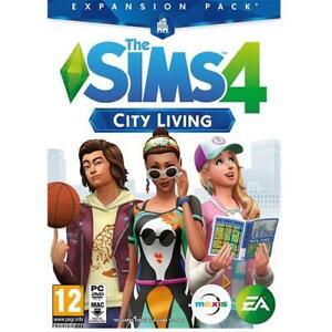 La Città Di The Sims 4 Living Pacchetto Di Espansione Pc Gioco Nuovo Sealed Ebay