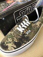 ca39679453f97c item 6 Vans Authentic Star Wars Boba Fett Camo Authentic Size 9 Pre Disney  Brand New!! -Vans Authentic Star Wars Boba Fett Camo Authentic Size 9 Pre  Disney ...