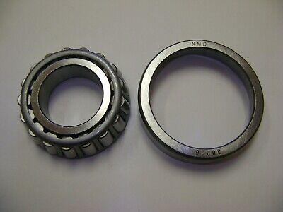 30206 Roller Wheel 30x62x17.25 Taper Bearings 30mm//62mm//17.25mm Tapered Metric
