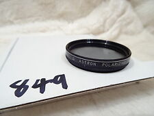 ASTRON Polarizer PL 49mm Lens Filter Photography Linear SLR Polarising Polariser