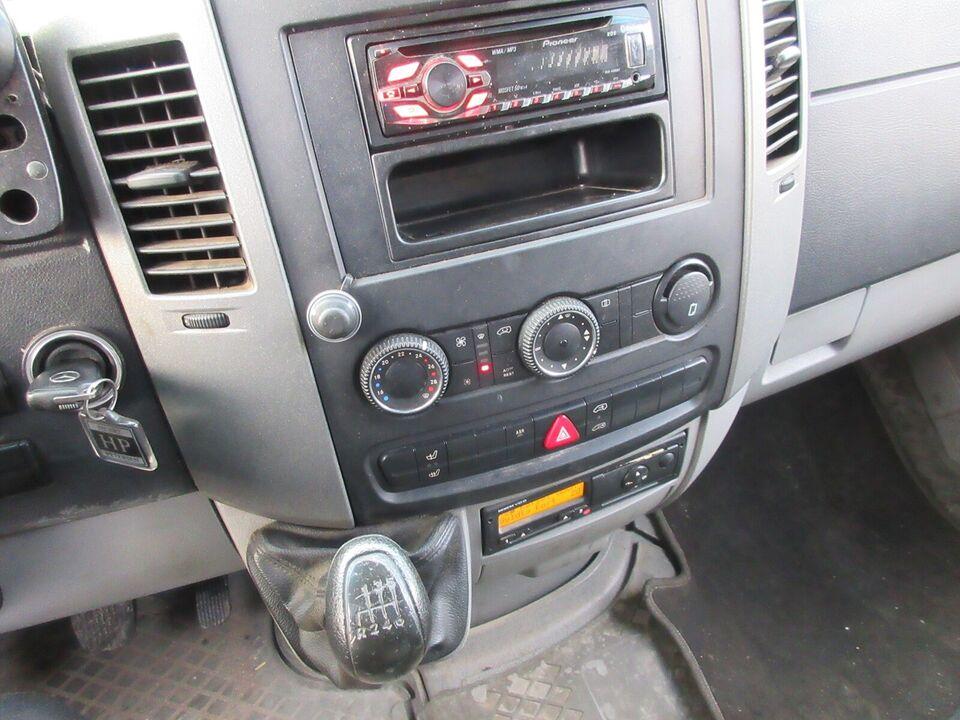 Mercedes, Sprinter 318, 3,0 CDi R2 Kassevogn