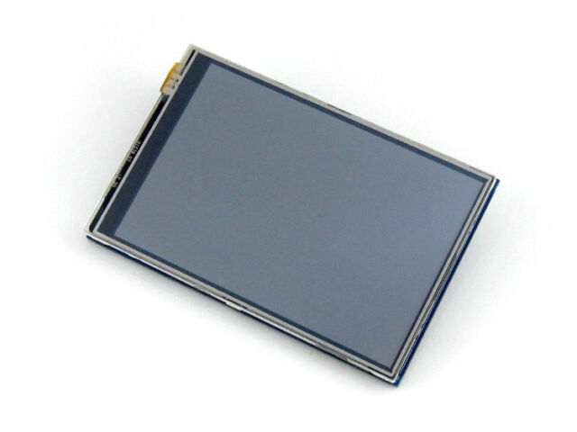 3.5'' RPi LCD Resistive Touch Screen 320*480 TFT LCD for Raspberry Pi Model B/B+