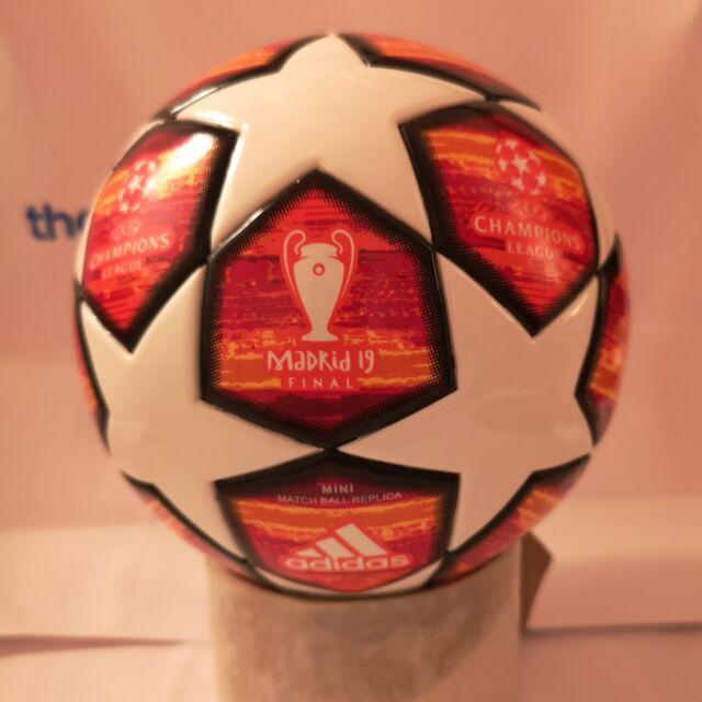 6d65325dc6a adidas Champions League Madrid 2019 Final Mini Ball Size 1 DN8684 ...