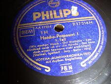 8/2R Hotcha Mundharmonika Trio - Hotcha Potpourri 1 und 2 Teil