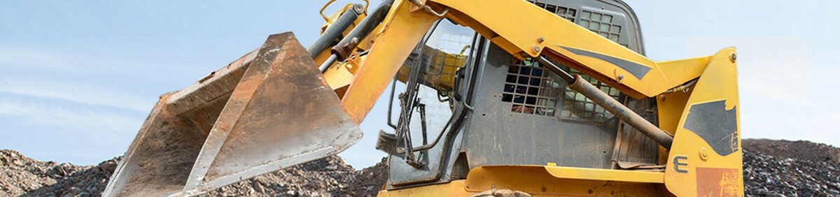 Shop Event Heavy Equipment Auction Bids start at 99¢.