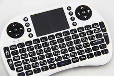 Israel Wireless Hebrew English pad Keyboard Mouse rii i8 Laptop mini PC Tablet