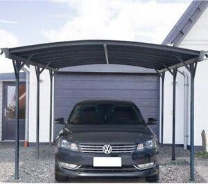 Home Deluxe Falo Carport Autoüberdachung Überdachung Auto Carport | eBay