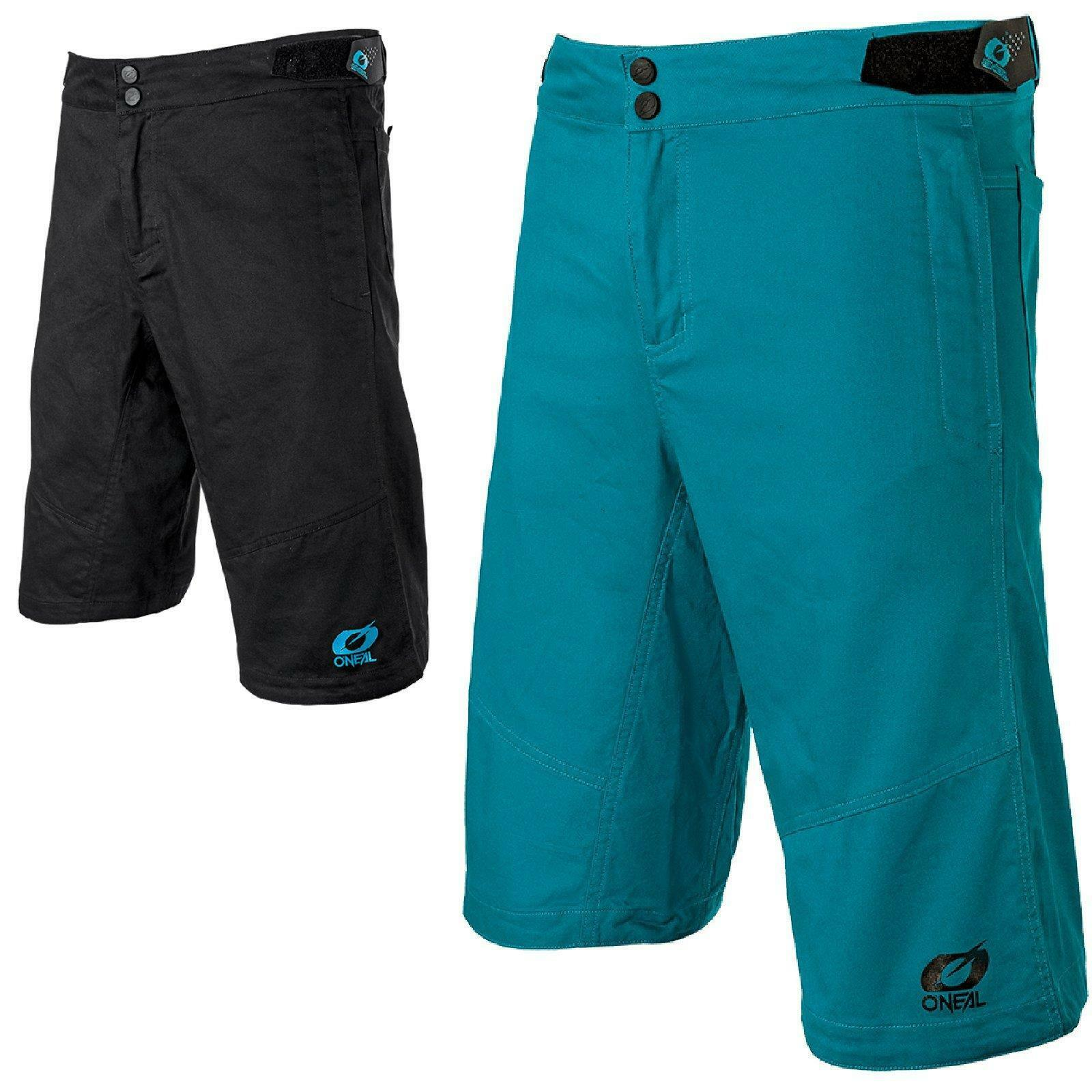 ONEAL All Mountain Bike Cargo Shorts Pantaloni MTB brevemente bicicletta DH DOWNHILL Trail