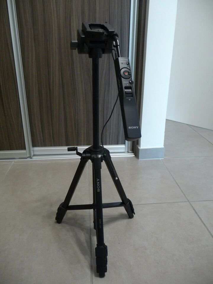 Fotostativ, Sony VCT-60AV Tripod, Perfekt