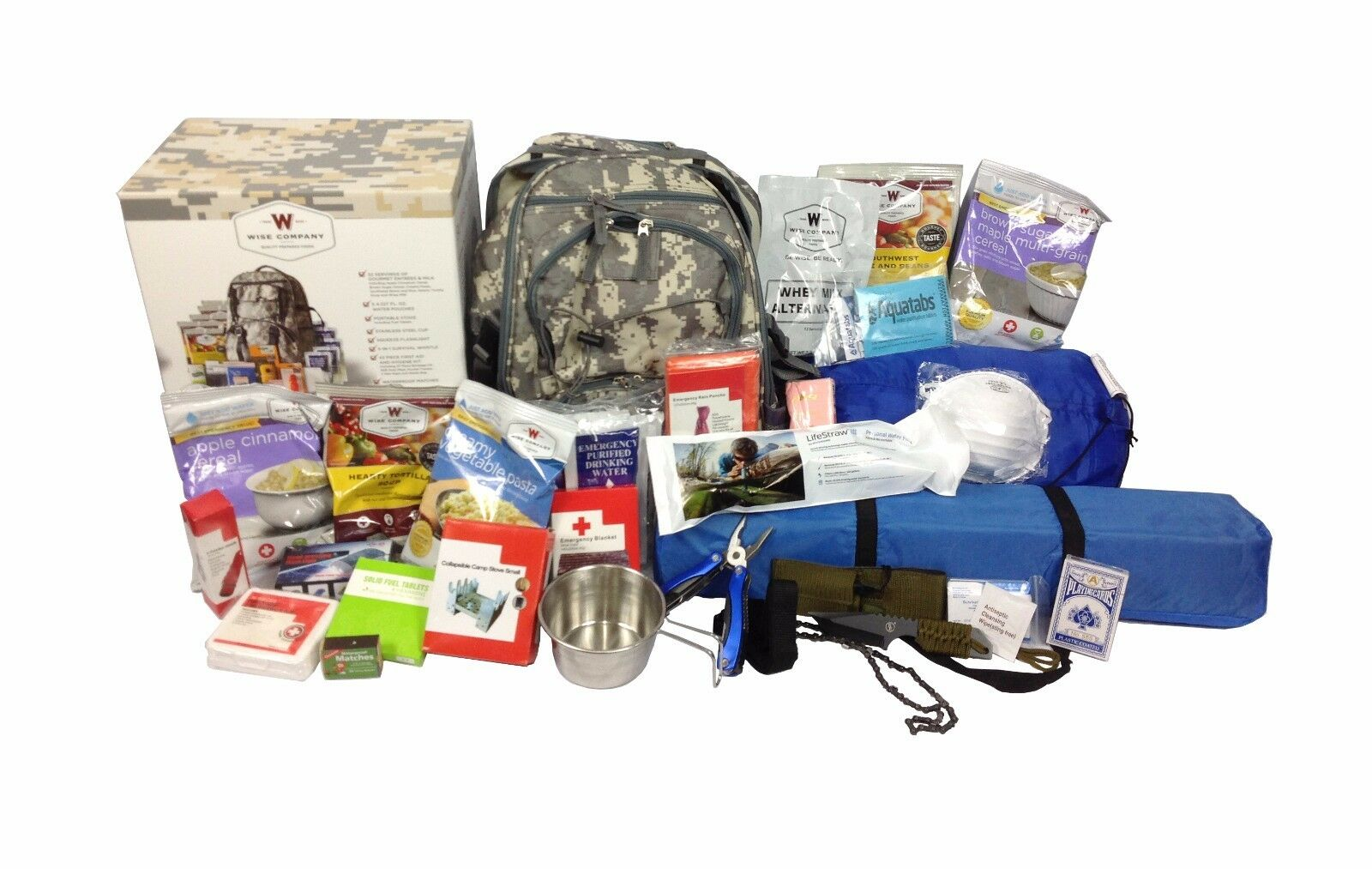 3 Day Bug Out Survival Bag