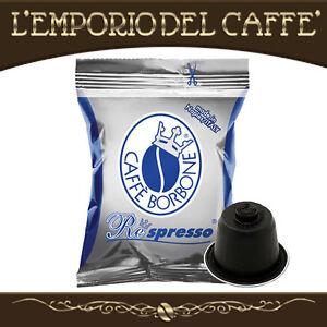 400-Capsule-Cialde-Caffe-Borbone-Respresso-Blu-compatibili-Nespresso