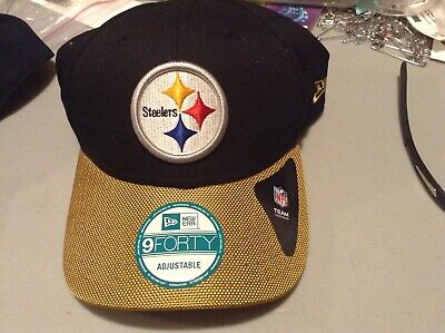 NEW Era 59 fifty fitted cap-ORO Pittsburgh Steelers CAMO